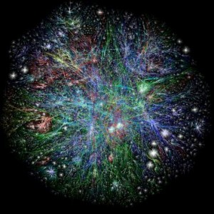 interconnected nodes of power